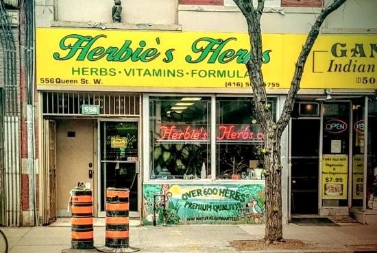 Herbie's Herbs